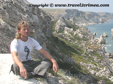 Sergey Sorokin - private tour guide in Crimea: sightseeing excursions and outdoor activities